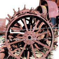 Iron-wheels